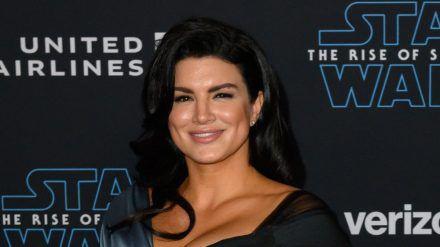 """Gina Carano spielt in den ersten beiden Staffeln von """"The Mandalorian"""" die Rebellin Cara Dune (ncz/spot)"""