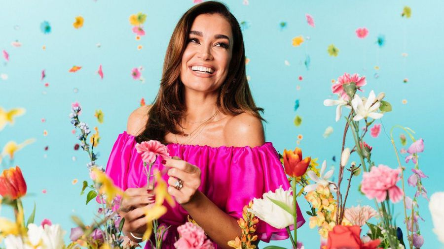 "Jana Ina Zarrella ist als ""Love Island""-Moderatorin erneut dabei. (jom/spot)"