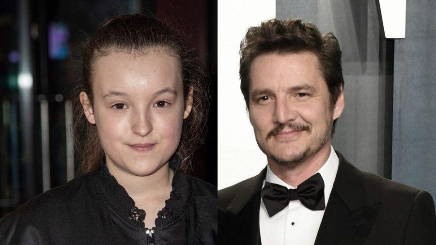 """Auf gute Zusammenarbeit: Bella Ramsey und Pedro Pascal sind die Hauptdarsteller der Serie zum Videospiel """"The Last of Us"""" (mia/spot)"""