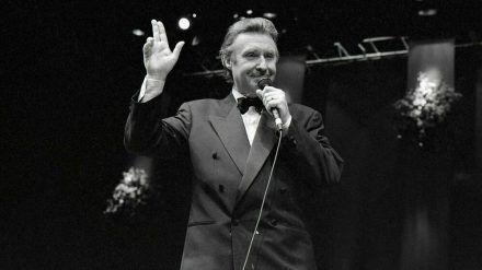 Vor zehn Jahren starb der große Entertainer Peter Alexander. (ln/spot)