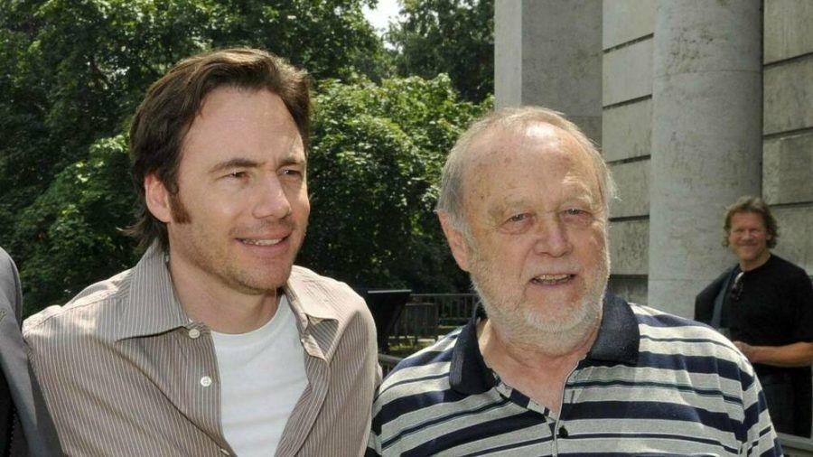 Michael Bully Herbig und Joseph Vilsmaier 2009 in München. (ncz/spot)