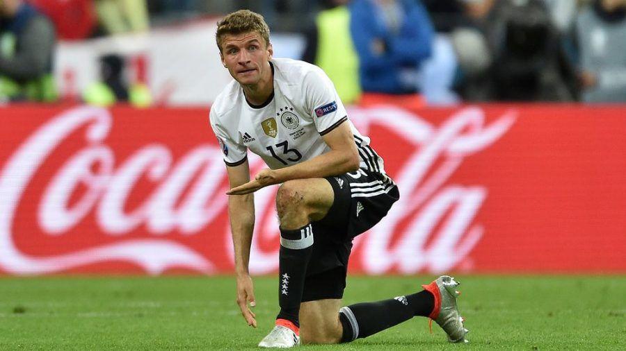 Thomas Müller fällt erstmal aus: Er hat sich mit dem Coronavirus infiziert (mia/spot)