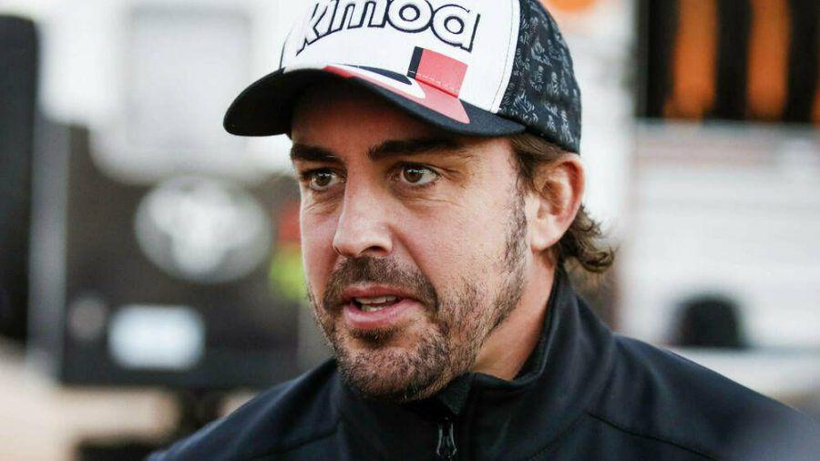 Fernando Alonso soll nach einem Verkehrsunfall bei Bewusstsein sein (wue/spot)
