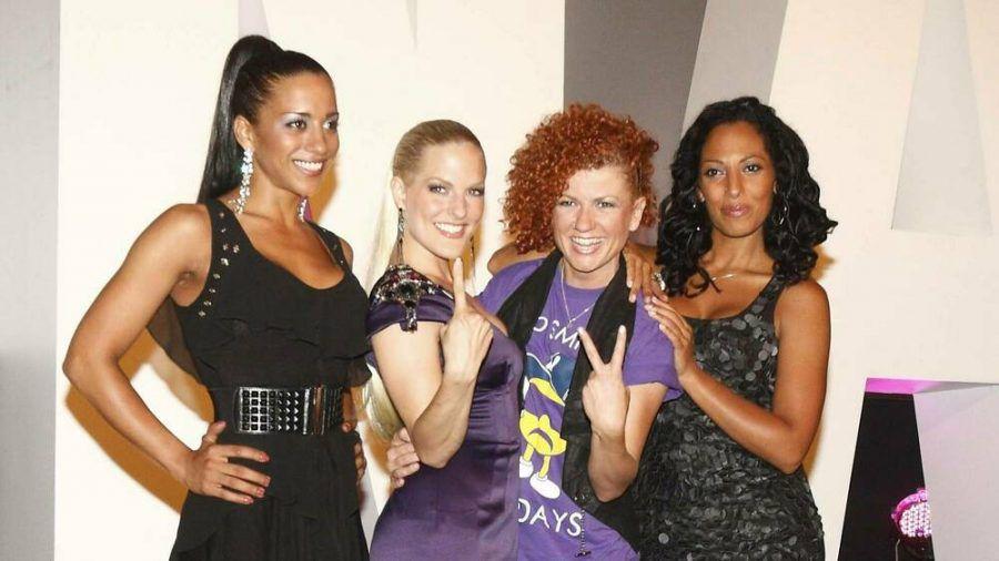 Die No Angels feiern Bandjubiläum (v.l.): Nadja Benaissa, Sandy Mölling, Lucy Diakovska und Jessica Wahls. (ili/spot)