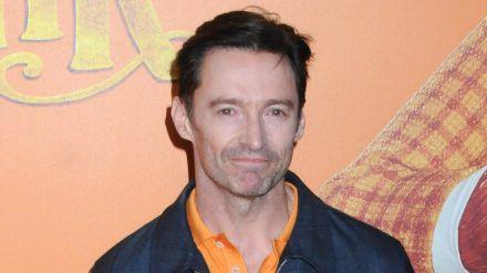 """Schauspieler Hugh Jackman hat sich für seinen Film """"Wolverine"""" mit Intervallfasten fit gemacht (kms/spot)"""