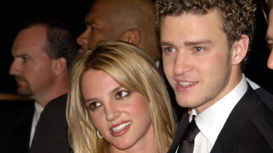 Britney Spears und Justin Timberlake im Jahr 2002 (wue/spot)