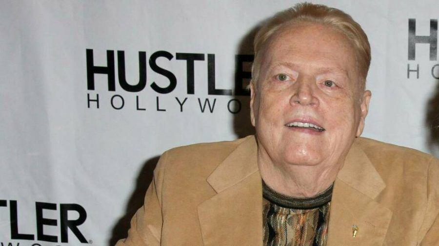 "Larry Flynt würde als ""Hustler""-Gründer berühmt. (jom/spot)"