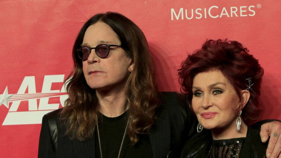 Ozzy und Sharon Osbourne sind seit 40 Jahren verheiratet. (ncz/spot)