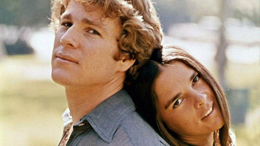 """Ryan O'Neal und Ali MacGraw im Film """"Love Story"""". (jom/spot)"""