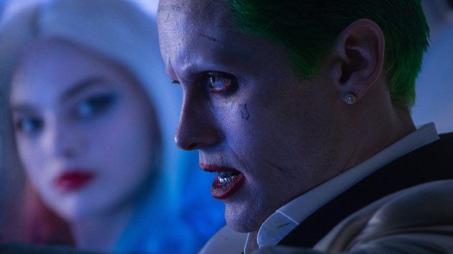 """Jared Leto soll am Set von """"Suicide Squad"""" nicht nur als Joker auf verrückte Ideen gekommen sein - zum Leidwesen von Margot Robbie? (stk/spot)"""