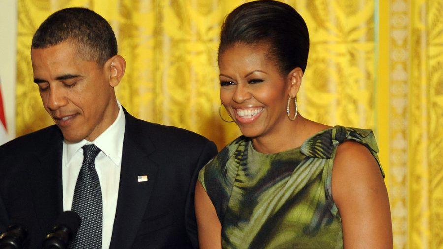 Barack und Michelle Obama sind seit 1992 verheiratet. (jom/spot)