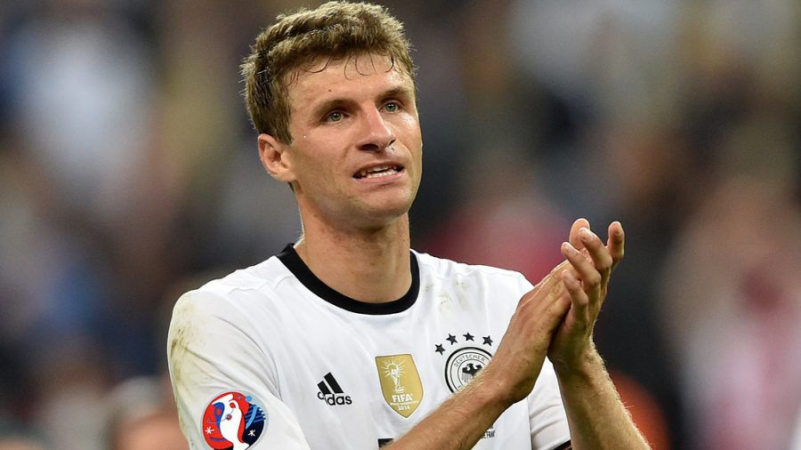 Thomas Müller musste sich in Quarantäne begeben. (jom/spot)