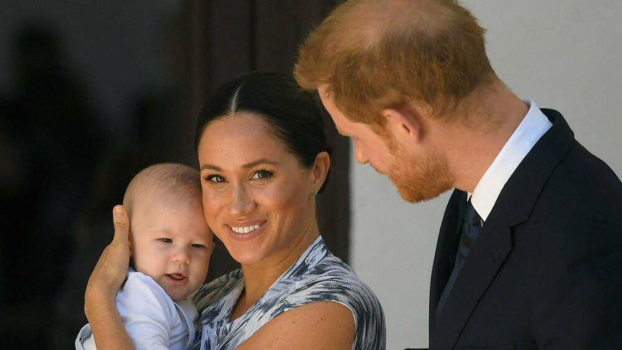 Familienzuwachs für Prinz Harry, Herzogin Meghan und Archie (hub/spot)
