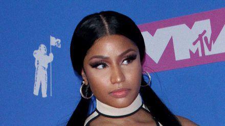 Nicki Minaj bei einem Auftritt in New York (hub/spot)
