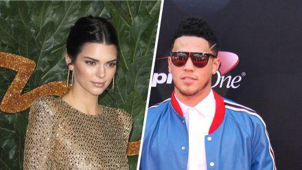 Kendall Jenner und Devin Booker sind ein Paar. (eee/spot)
