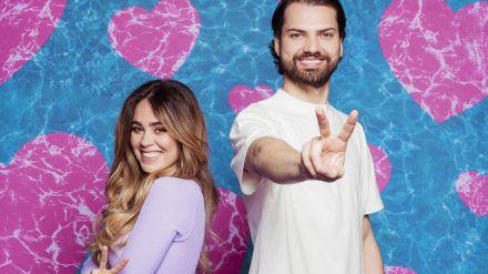 """Melissa Damilia und Jimi Blue Ochsenknecht führen durch den Aftertalk von """"Love Island"""". (eee/spot)"""