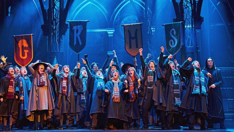 """Die Deutschlandpremiere von """"Harry Potter und das verwunschene Kind"""" in Hamburg findet im Dezember statt (hub/spot)"""