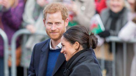 Harry und Meghan werden im Fernsehen Einblicke in ihr neues Leben gewähren. (cos/spot)