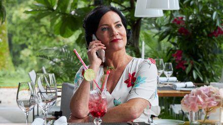 """""""Die Rosenheim-Cops"""": Miriam Stockl (Marisa Burger) macht Urlaub - nur wie lange noch? (ili/spot)"""