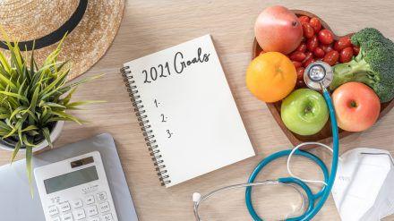 Neujahrsvorsätze haben häufig mit der eigenen Gesundheit und dem Wohlbefinden zu tun. (cos/spot)
