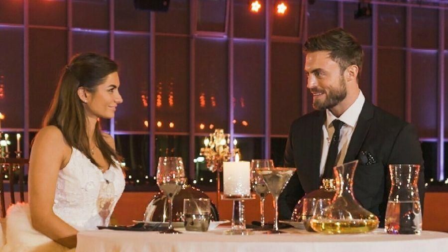"""""""Der Bachelor"""": Michéle und Niko bei einem Einzeldate (mia/spot)"""