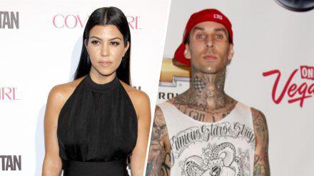 Kourtney Kardashian und Travis Barker sind mehr als nur Freunde (eee/spot)