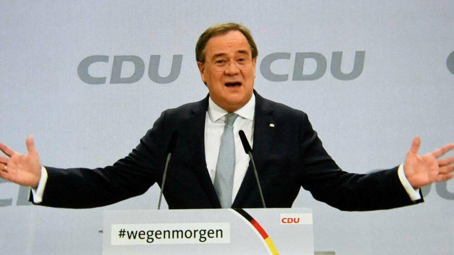 Armin Laschet ist der neunte Bundesvorsitzende der CDU. (ln/spot)