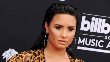 Demi Lovato im Jahr 2018 (hub/spot)