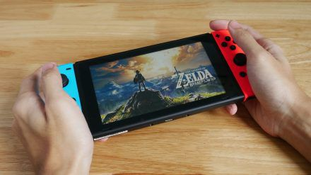 """The Legend of Zelda: Breath of the Wild"" ist 2017 für Nintendo Switch erschienen. (wue/spot)"