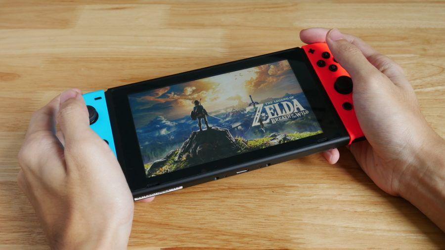 """""""The Legend of Zelda: Breath of the Wild"""" ist 2017 für Nintendo Switch erschienen. (wue/spot)"""