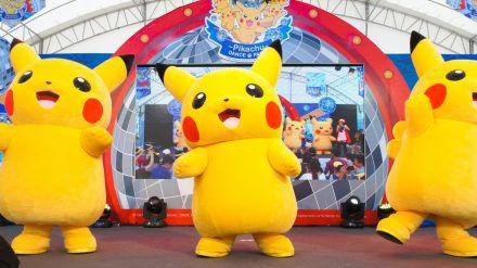 Pikachu ist das wohl bekannteste Pokémon (wue/spot)