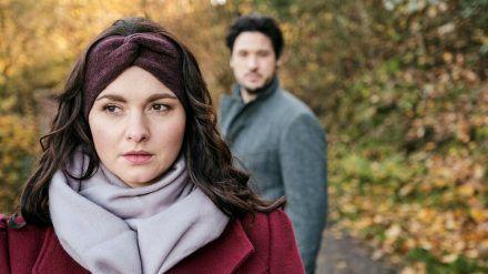 "Saskia (Antonia Michalsky) und Jakob (Alexander Milo) in ""Unter uns"" (mia/spot)"