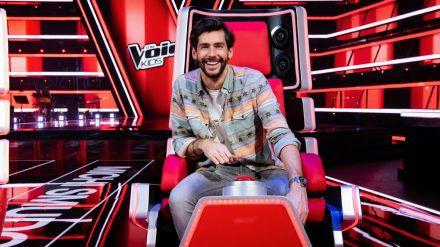 """Alvaro Soler ist erstmals bei """"The Voice Kids"""" dabei. (eee/spot)"""