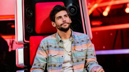 "Alvaro Soler ist in der neunten Staffel Coach bei ""The Voice Kids"". (eee/spot)"