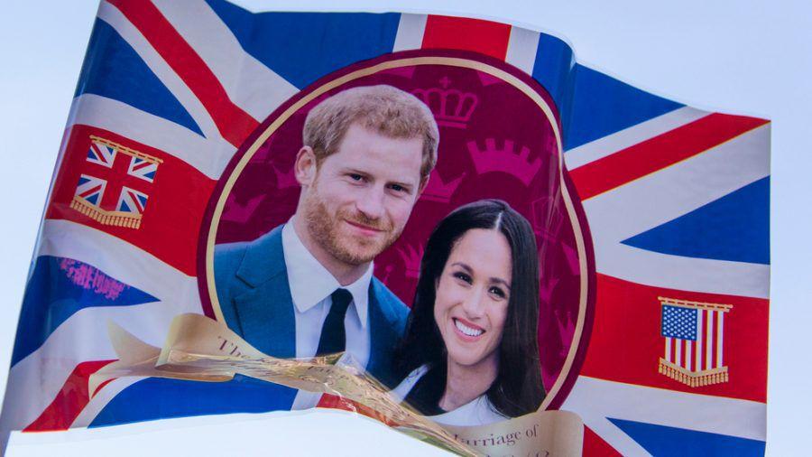 """Prinz Harry und seine Herzogin Meghan haben den """"Megxit"""" nun für immer vollzogen. (dr/spot)"""