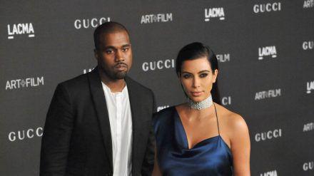 Kim Kardashian und Kanye West lassen sich offenbar scheiden. (dr/spot)