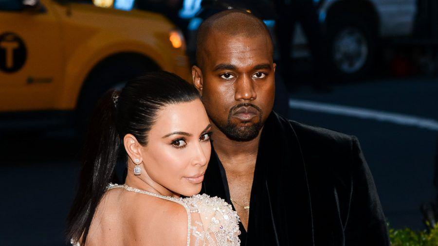 Die Ehe von Kim Kardashian und Kanye West steht vor dem Aus. (cos/spot)