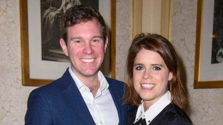 Jack Brooksbank und Prinzessin Eugenie sind glückliche Eltern. (ili/spot)