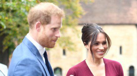 Harry und Meghans geplantes TV-Interview kommt bei den Briten nicht gut an. (cos/spot)