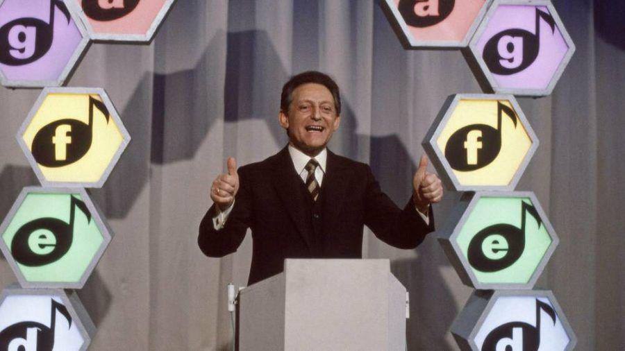 "Hans Rosenthal moderierte ""Dalli Dalli"" von 1971 bis 1986. (ili/spot)"