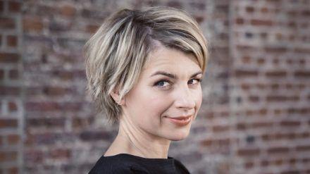 Sabine Heinrich freut sich über ihre eigene Quizshow im ZDF. (ili/spot)