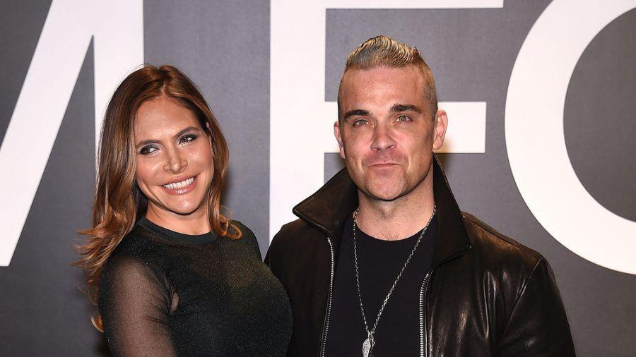Robbie Williams und Ayda Field ziehen mit der Familie in die Schweiz. (ili/spot)