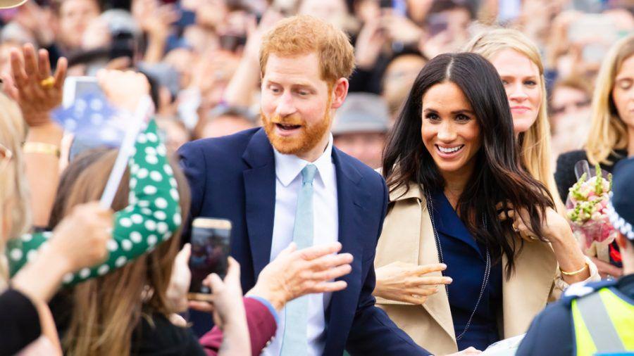 Prinz Harry und Herzogin Meghan engagieren sich mit ihrer Archewell-Stiftung für wohltätige Zwecke. (ncz/spot)