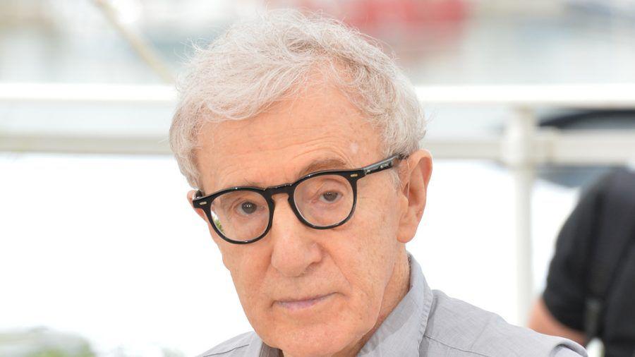 Woody Allen bei einem Auftritt in Cannes. (hub/spot)