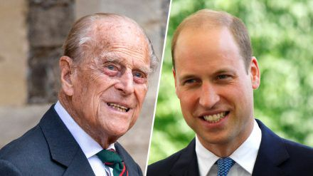 Prinz William ist eins von acht Enkelkindern der Queen und Prinz Philip. (ncz/spot)