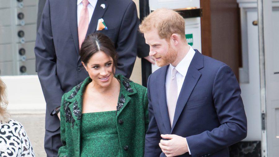 Prinz Harry und Herzogin Meghan haben nicht nur mit Netflix einen Streaming-Deal (stk/spot)