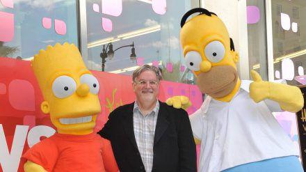 """Matt Groening schuf vor über 30 Jahren mit """"Die Simpsons"""" TV-Geschichte (stk/spot)"""