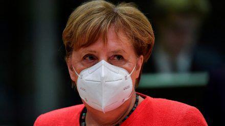 Bundeskanzlerin Angela Merkel hält sich an die Impf-Reihenfolge. (cos/spot)