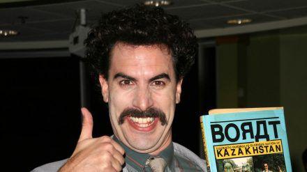 "Sacha Baron Cohen legt seine ""Borat""-Rolle ab. (cos/spot)"