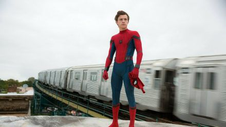 "Tom Holland in ""Spider-Man: Homecoming"" aus dem Jahr 2017. (dr/spot)"